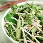 Asian Sprout Salad