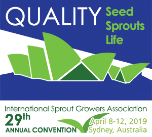 2019 ISGA Convention Logo