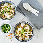 Crunchy Combo Miso Soup