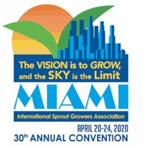 2020 ISGA Convention Logo